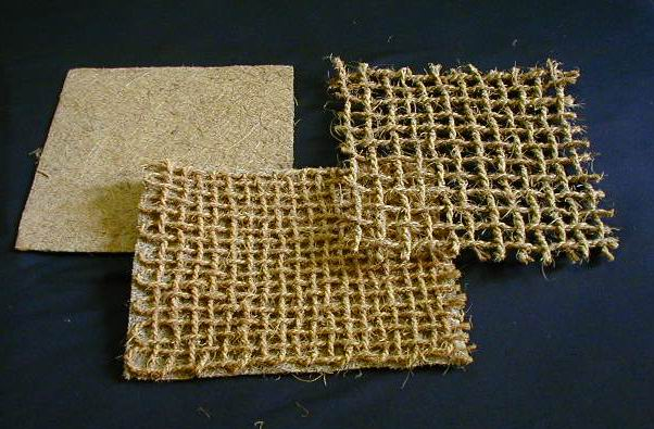 Different Density Coir Textile Nettings